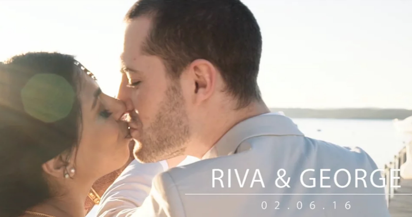 Riva & George Wedding Highlights